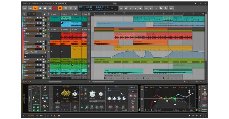 Bitwig Studio by Bitwig